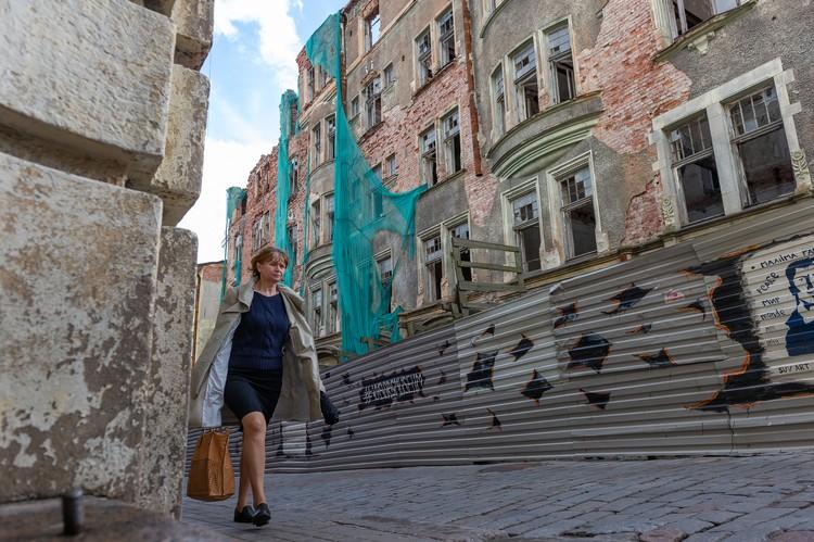 Деньги, пропавшие из бюджета, должны были пойти на ремонт разрушающихся зданий Выборга.