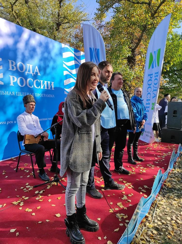 Юлия Михалкова, Магомед Евлоев, Владимир Сластенин и Светлана Тайшманова