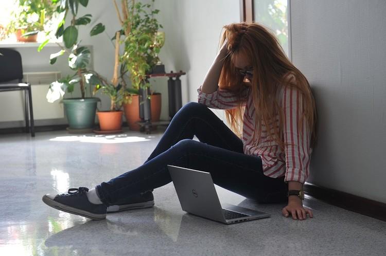 Часто человеку трудно самому справиться с депрессией