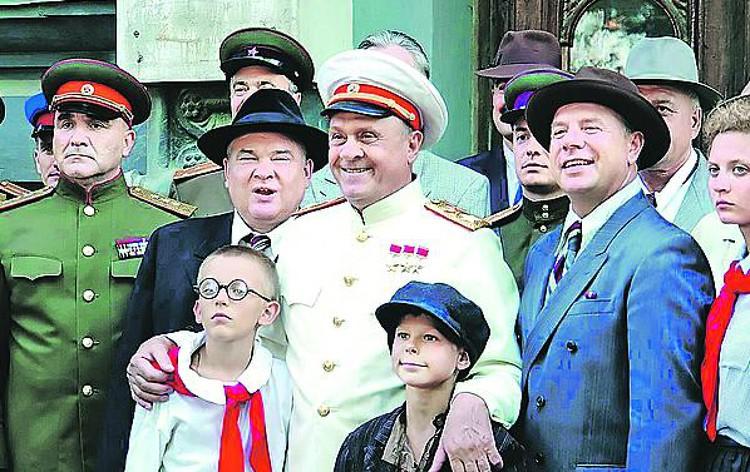 Жукова в «Ликвидации» блестяще сыграл Владимир Меньшов. Фото: Кадр из фильма