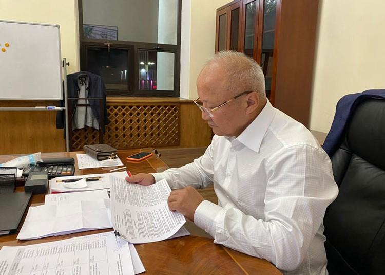 И.о. мэра Бишкека намерен работать 24 часа в сутки, чтобы преобразить город.