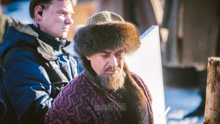 Камиль Ларин снялся в роли ходжи Касыма. Фото: tobol-film.ru