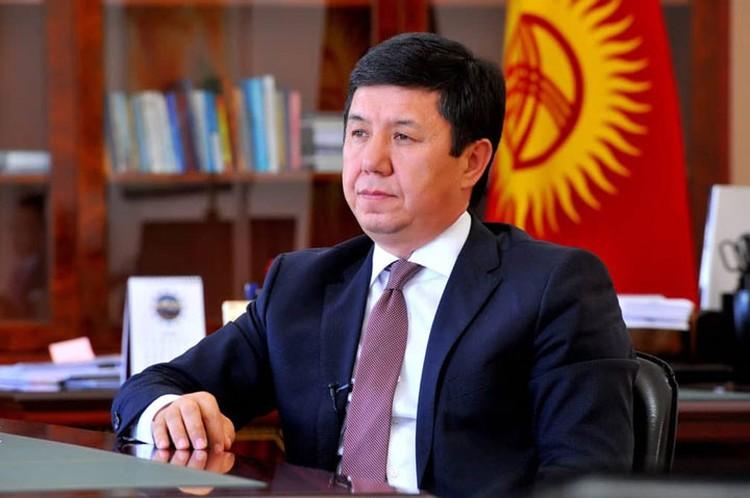 Темир Сариев считает, что экономические связи в отличие от других бывают очень крепкими.