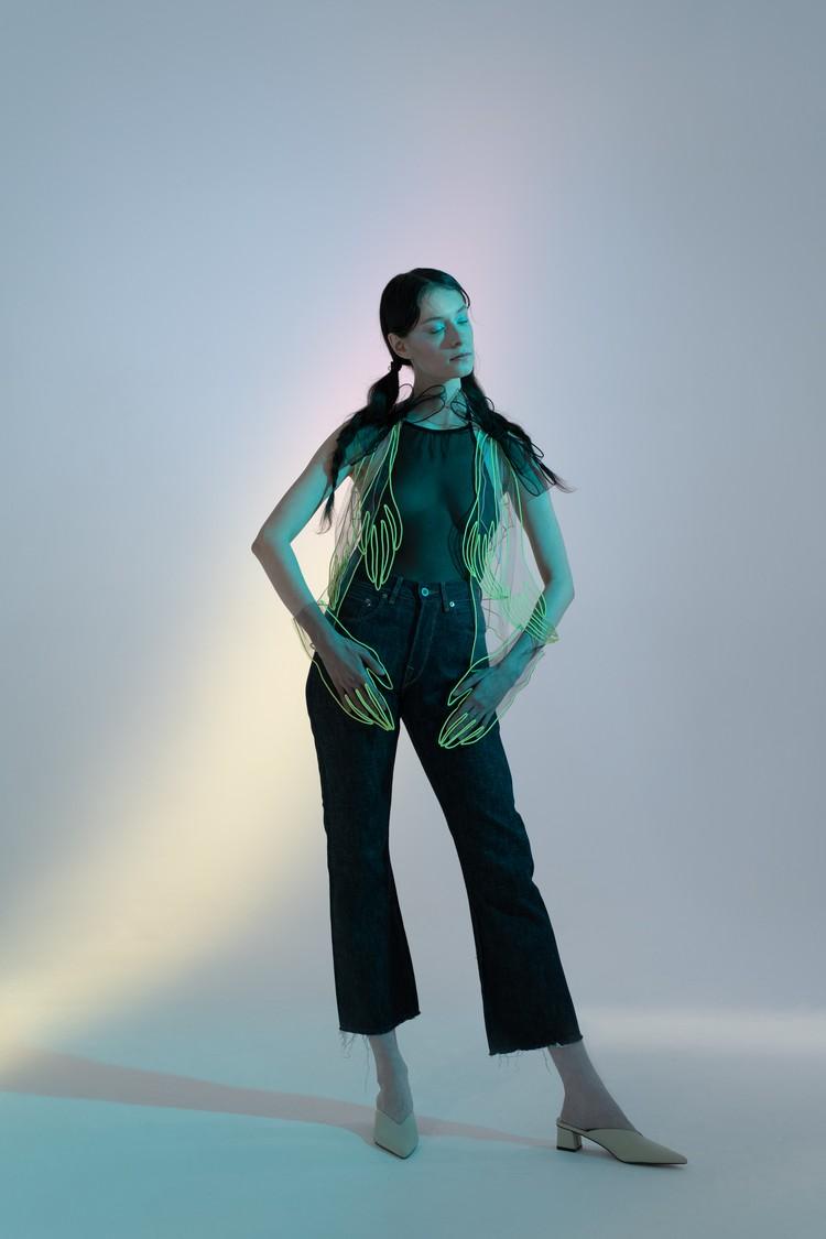Коллекция бренда ONOMA. Фото: предоставлено Национальной палатой моды.