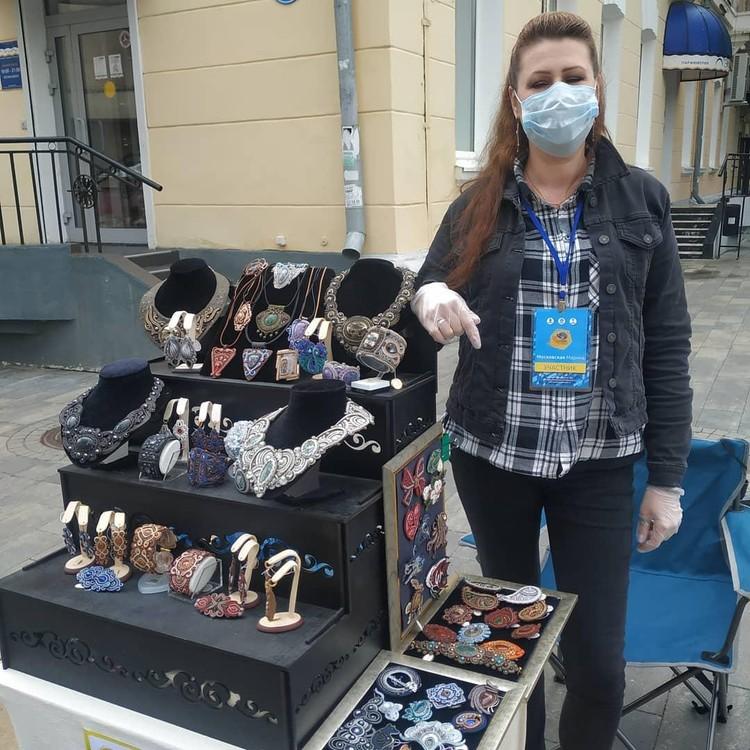 Марина Московская трижды становилась победителем конкурсов. Фото из ее Instagram