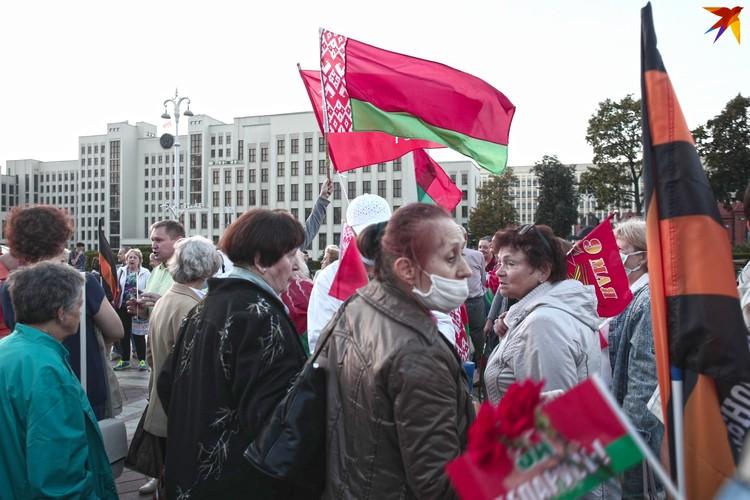 Александр Лукашенко отметил, что он не является сторонником проведения в Минске масштабного митинга.