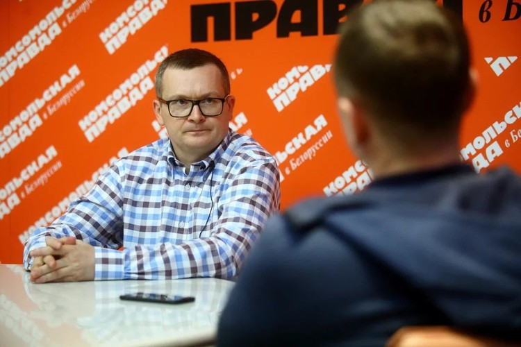 Юрий Воскресенский. Фото: Иван Иванов