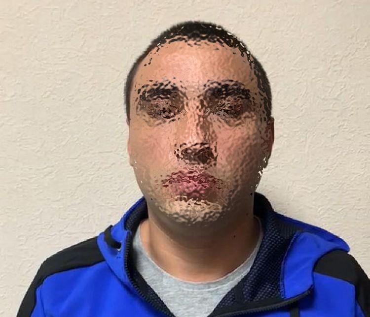 30-летнего мужчину, который напал на мужчину в банке, уже задержали.