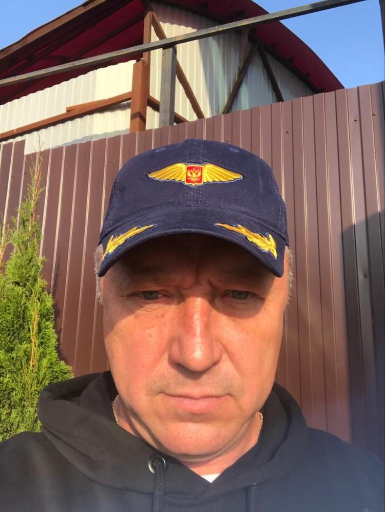 Эту кепку Сергея нашли у берега в трех километрах от места крушения.