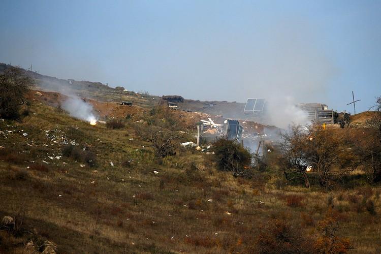 Несмотря на перемирие, на юго-востоке Карабаха идут тяжелые бои