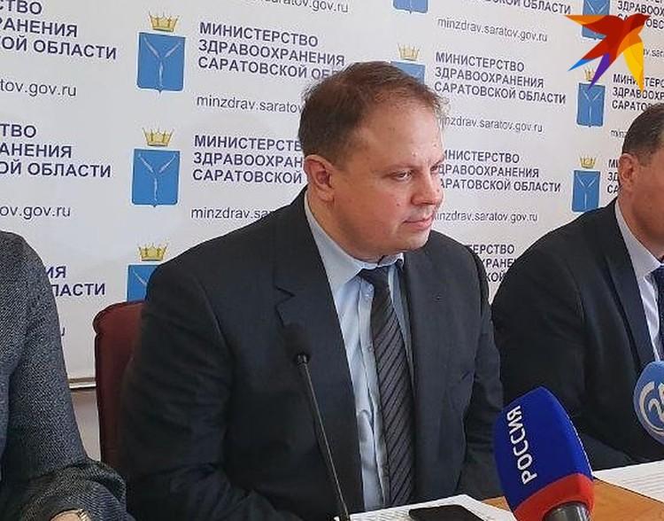 Станислав Шувалов заболел и лечится дома