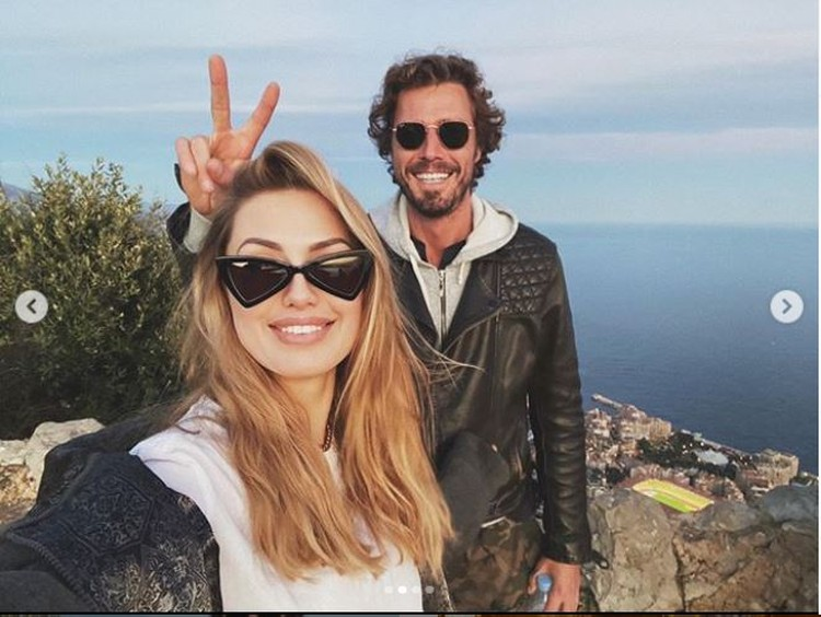 И вот теперь Вика и Марат проводят время в Монако. Фото: Инстаграм.