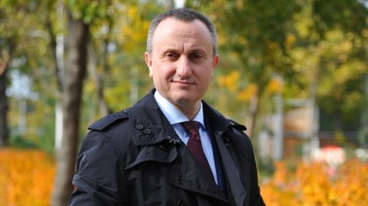 Председатель Центрального совета Всероссийского общества изобретателей и рационализаторов Антон Ищенко. Фото: ros-voir.ru