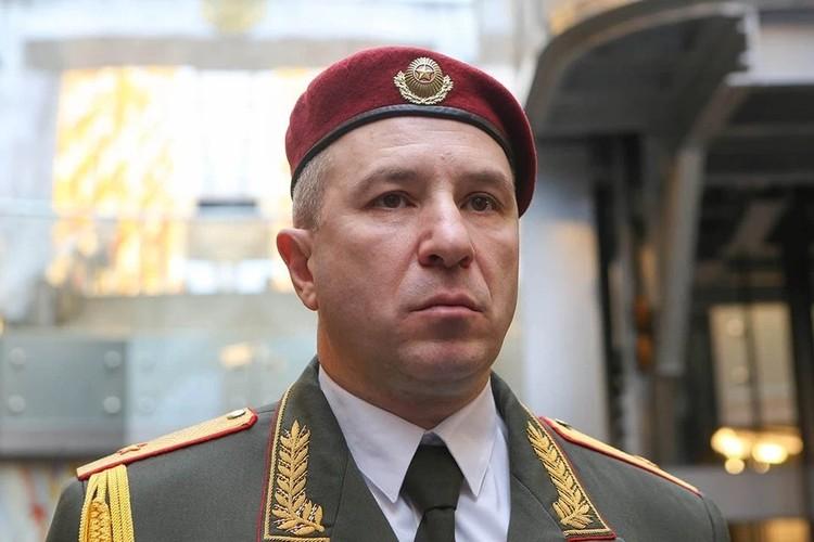 Экс-министр МВД Юрий Караев стал помощником по Гродненской области. Фото: БелТА