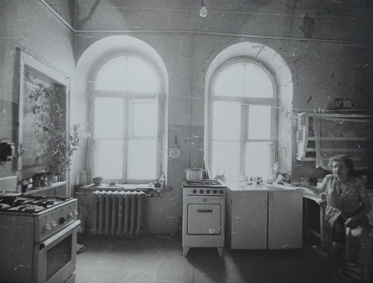 Квартира Андрея Белого была впоследствии отдана под коммуналки. Фото из открытых источников