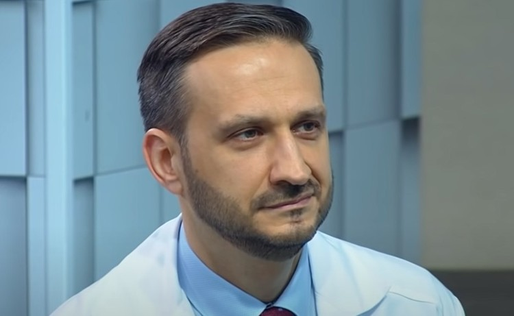 Главный инфекционист Минздрава России Владимир Чуланов.