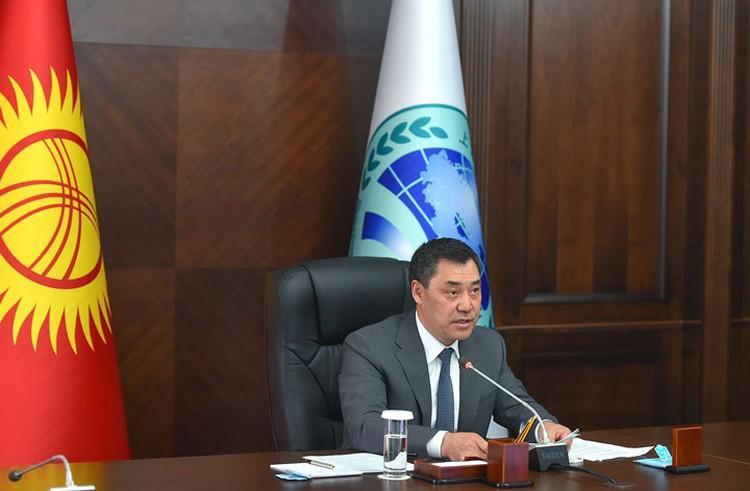Садыр Жапаров обозначил в своем выступлении ключевые вопросы для Кыргызстана.