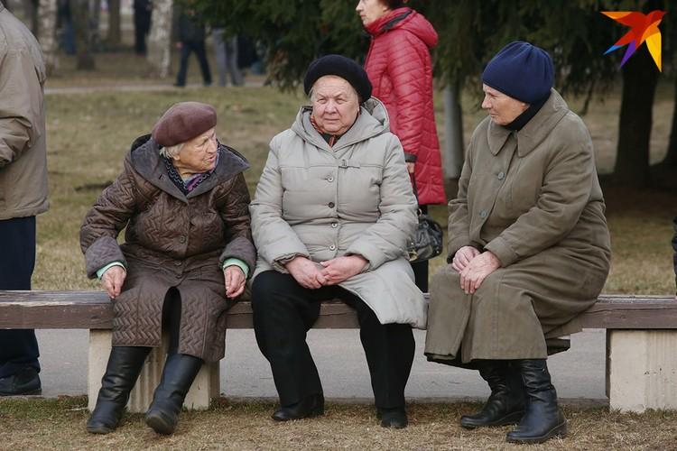 На пенсии многие пенсионеры продолжают работать