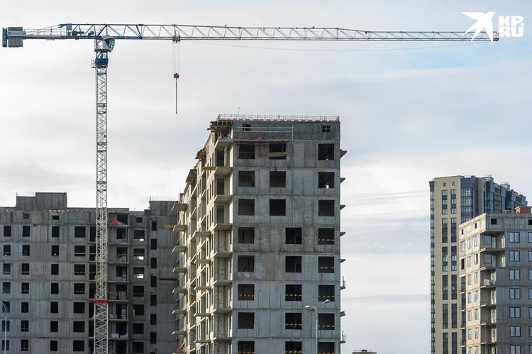 Новостройки и загородная недвижимость остаются в топе востребованных позиций.