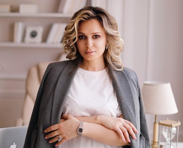 Бизнес-психолог Катерина Рублева.