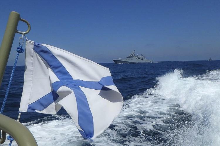 Службу на базе будут проходить около 300 российских моряков.