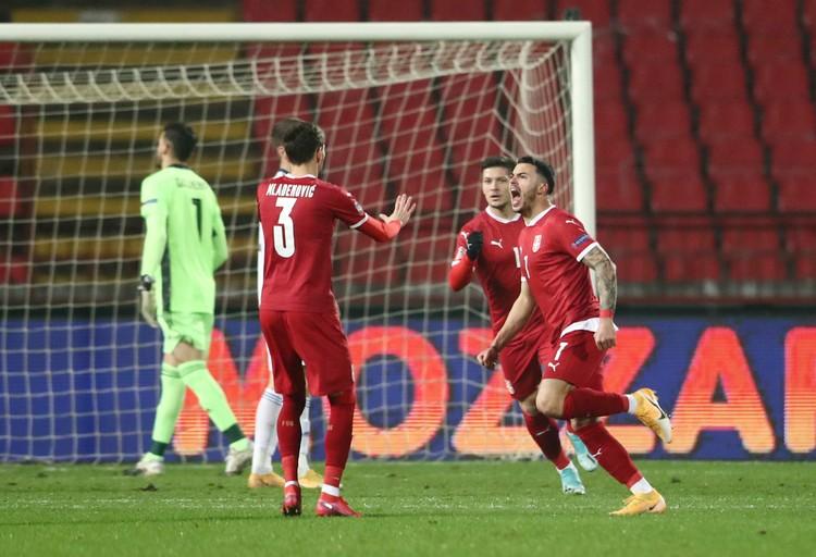 Сербы и сами не ожидали того, что могут так сыграть со сборной России.