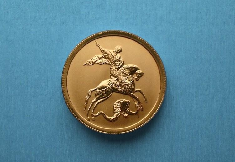 Монеты из драгметаллов - тоже могут быть достойным вариантом вложения средств.