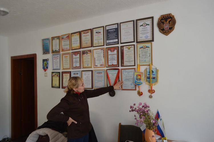 Донецкая поэтесса Галина Боженко для помощи землякам открыла «Выручалочку»