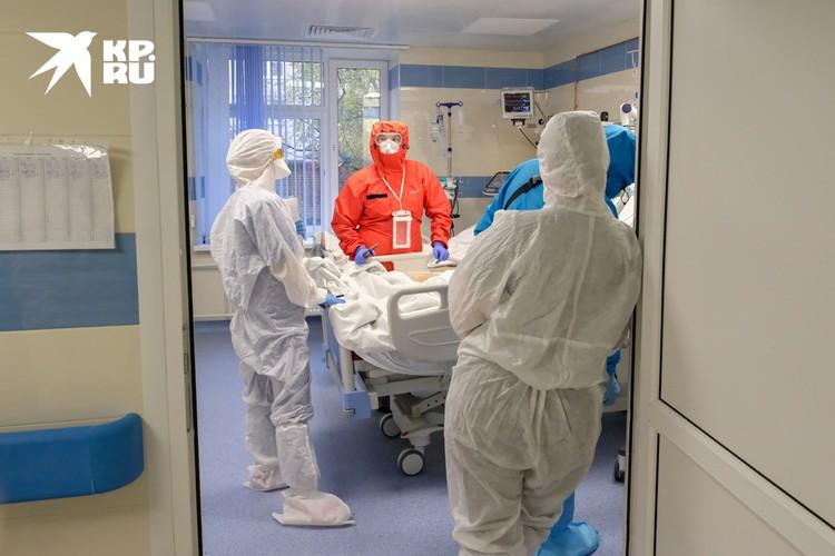 Эксперты признают: в Петербурге людям всегда оказывали очень хорошую медицинскую помощь.