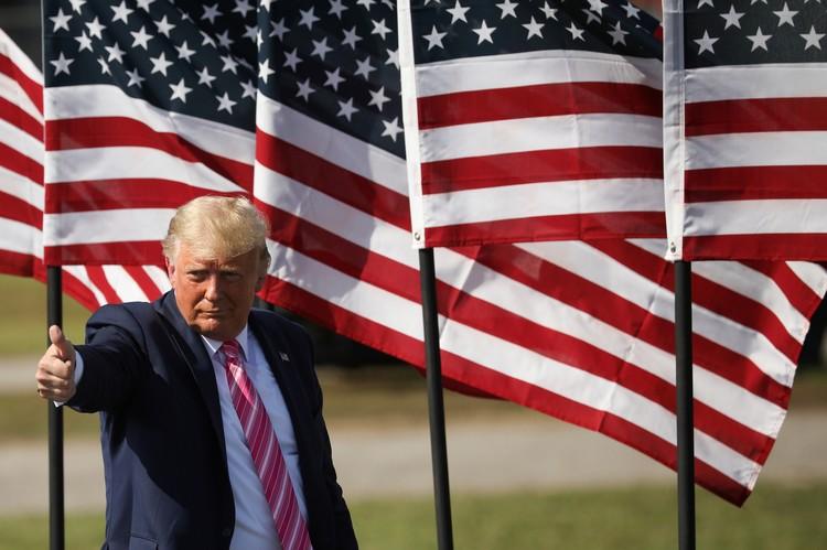 Трамп обещал возвести стену на границе США и Мексики, но так и не построил.