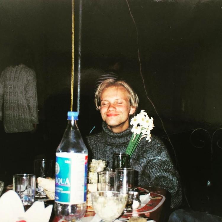 Хрусталев любил пошутить с детства Фото: instagram.com/dmitry_khrustalev/