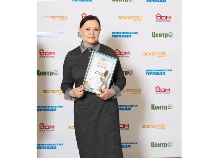Вера Комарова - основатель ООО «Клиника врачебной косметики В.Н. Комаровой»