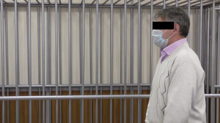 Мужчина признал вину и раскаялся. Фото: Управление ФСБ по Восточному военному округу