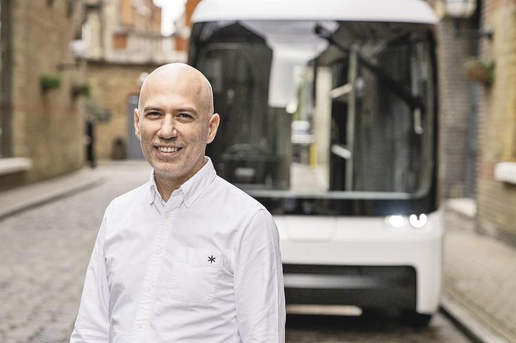 Создатель компании Arrival, бывший российский чиновник Денис Свердлов, теперь работает в Великобритании. Фото: arrival.comarrival.com