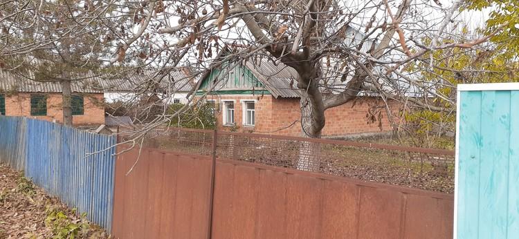 Дом убитой Софии