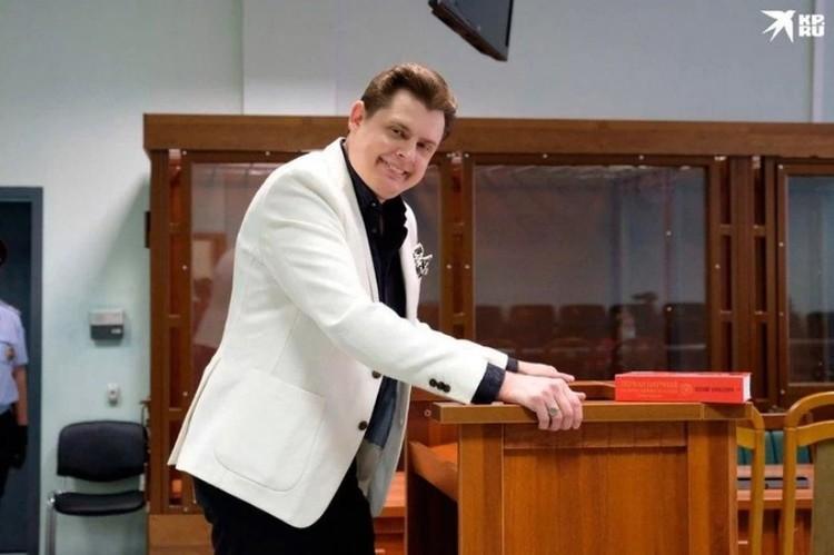Понасенков ранее выступал в суде по делу Соколова