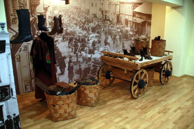 На канале «Культура» в цикле «Провинциальные музеи России» вышел фильм о Кимрах
