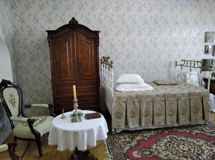 Комната супруги поэта