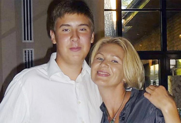 Сын предпринимателя убил собственную мать