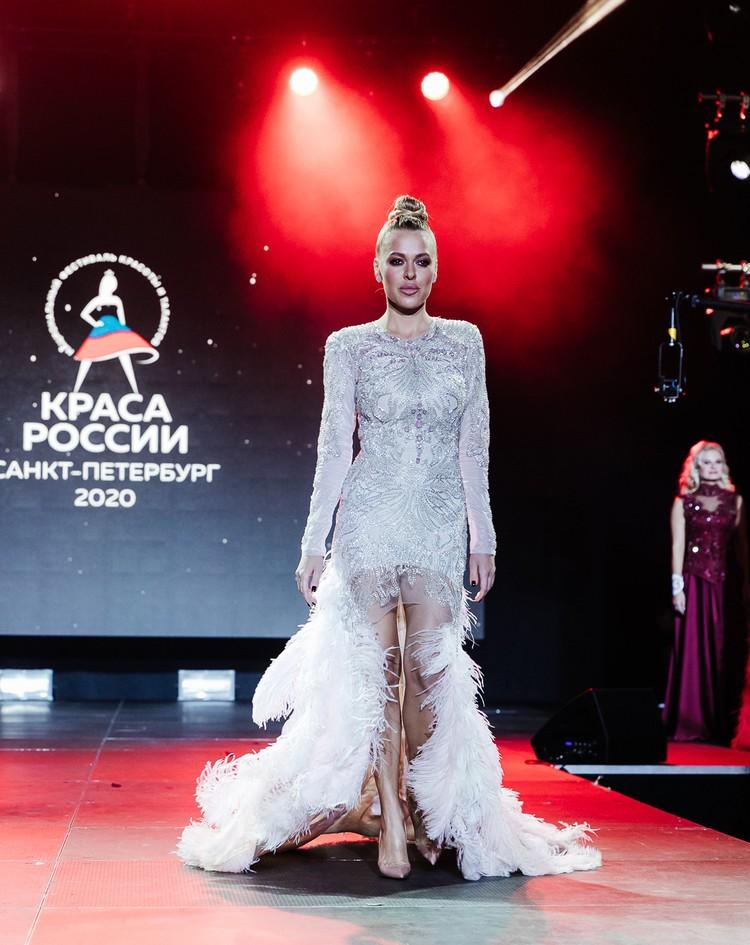 «Краса России Санкт-Петербург-2020» Алина Шпак поделилась секретами стройной фигуры.