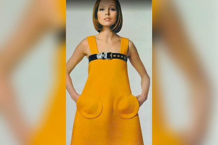 Шерстяные сарафаны вошли в моду благодаря Кардену. Фото: предоставлено Александром Васильевым.