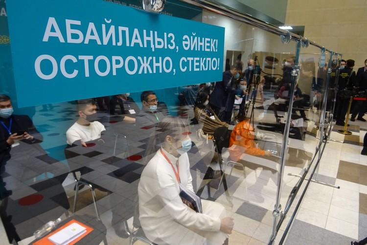 Из-за пандемии пришлось сделать поправки в процесс голосования. Фото: Сергей СЕМУШКИН