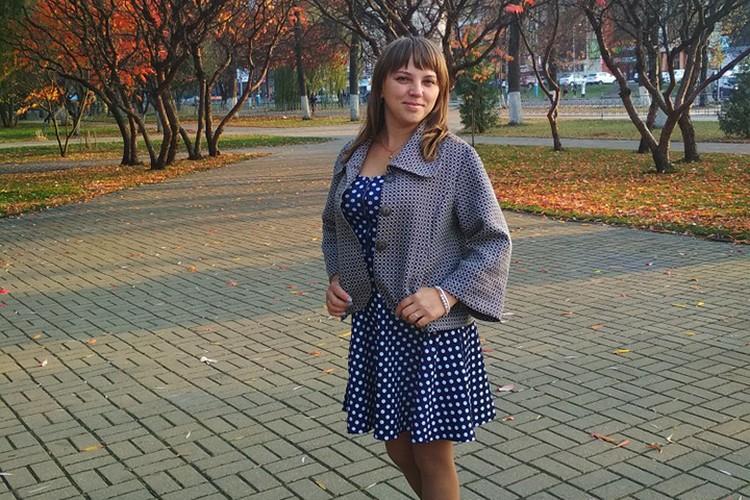 Чтобы помочь семье, Людмила продала машину, которая досталась ей после смерти отца. Фото: из личного архива.