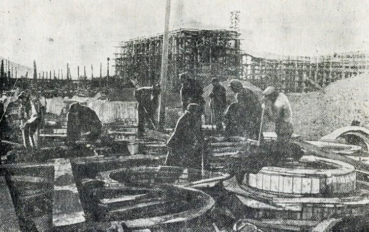Алма-атинская ТЭЦ начала строиться еще в середине 1930-х.