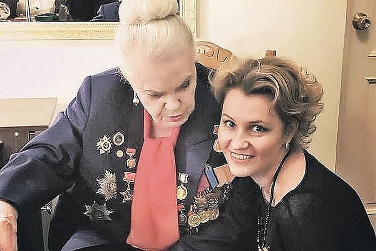 Сестра Быстрицкой заявила, что таким образом Рубцова похитила 35 миллионов.