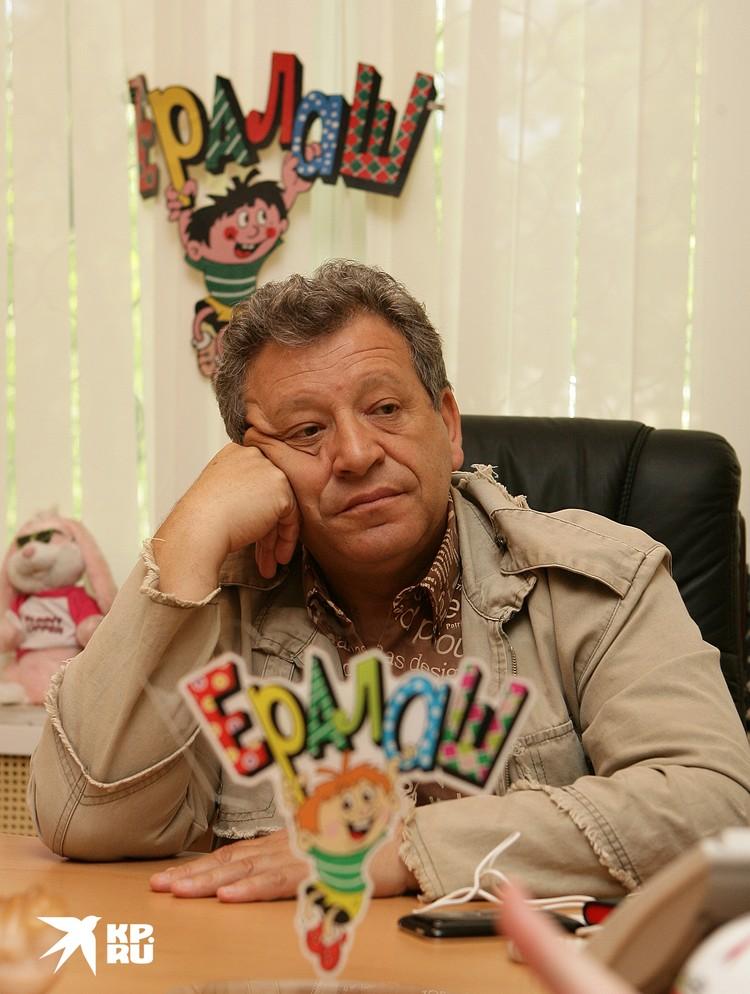 """Борис Грачевский был отцом легендарного проекта """"Ералаш"""""""