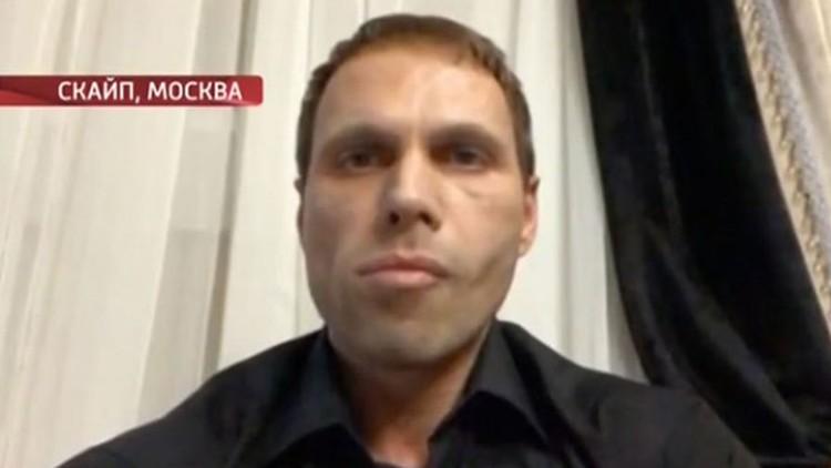 Вячеслав Кудря. Фото: Россия 1