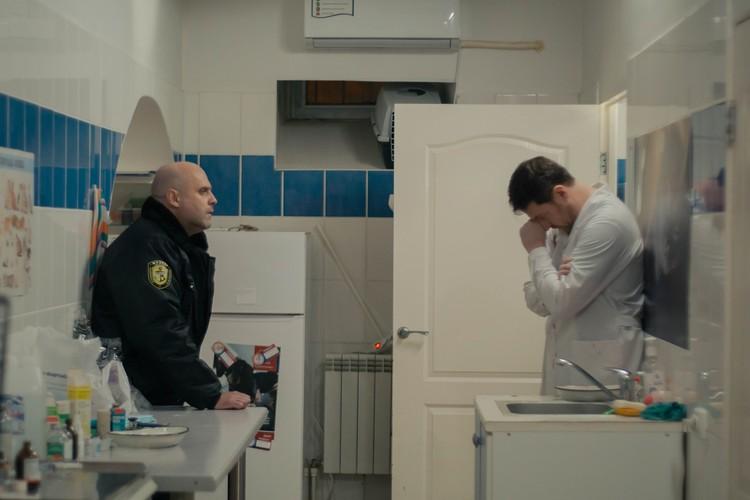 Кирилл Сафонов исполнит роль талантливого хирурга. Фото: телеканал НТВ.