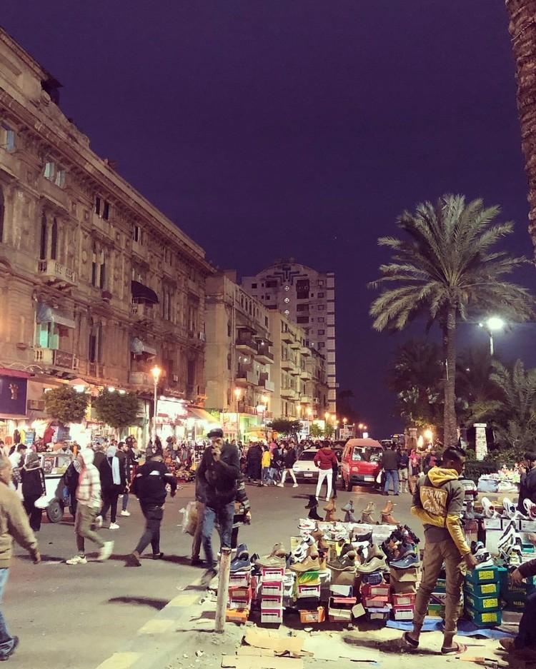 Что такое социальная дистанция - в Египте не слышали