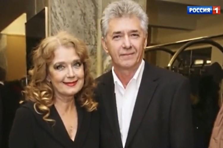 Ирина Алферова называет мужа Сергея Мартынова «главным чудом в моей жизни»